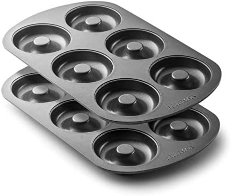 Bellemain Nonstick 6 Well Donut Pan product image