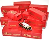 Wholesale Lot of 24 Hohner Mini Harmonicas in Key of C Model 38-C -Really Plays!