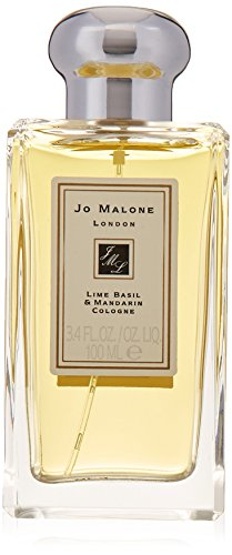 Jo Malone Lime Basil & Mandarin Unisex Cologne Spray, 3.4 Ounce (Jo Malone Cologne Collection Set Of 6)