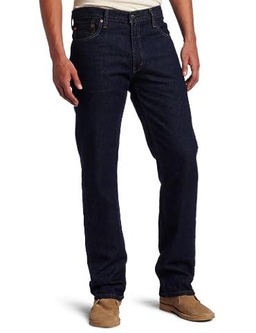 Levi's Men's 505 Regular Fit Jean, Rinse, 36x34