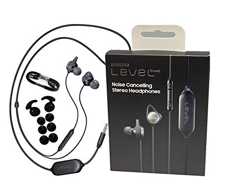 Samsung Level in ANC Noise Cancelling Stereo Headset – (Retail Packing)