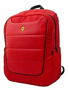 URGEMOVIL Mochila Ordenador Portátil 15-16 Pulg Universal Licencia Ferrari Rojo: Amazon.es: Electrónica