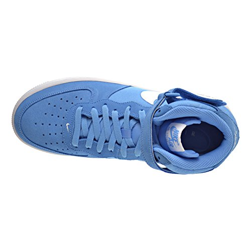 Nike Air Force 1 MID '07 Herrenschuhe University Blau / Weiß / Weiß 315123-409