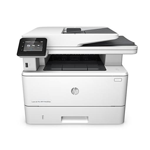 HP LaserJet Pro MFP M426fdw Wireless All-in-One Printer