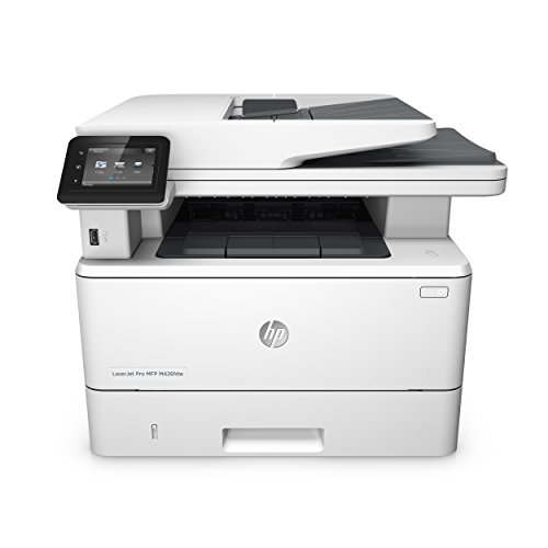 HP LaserJet Pro M426fdw All-in-One Wireless Laser Printer with Double-Sided Printing, Amazon Dash Replenishment ready (F6W15A) (Best Small Office Color Laser Printer Scanner)