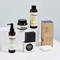 KLAIRS Deep Cleansing Package, 5 products in a set, Deep cleansing without irritation...