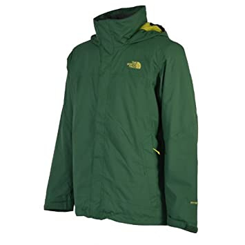 Kadira Sondermodell Green The Herren Intersport North Nottinham Winterjacke Jacke Face nwk0P8OX