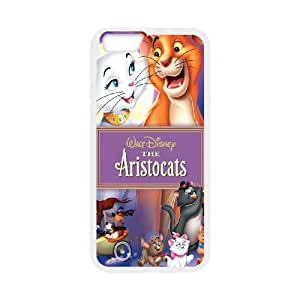 The Aristocats for iphone 6s Plus 5.5 Cell Phone Case & Custom Phone Case Cover Y88A869640