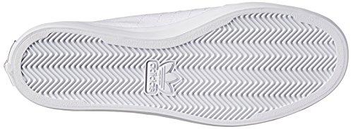 Adidas Originaler Kvinners Adria Lav Sneaker Hvit / Sort / Gull