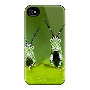 Iphone 4/4s Hard Case With Awesome Look - IidSGoV8060uEaBL
