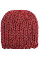 Luxury Divas Chunky Knit Winter Slouchy Beanie Hat