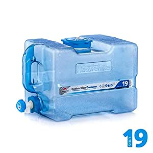 Amazon.com: 5 Gallon Portable Water Storage Containers ...