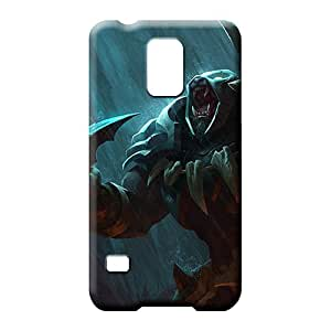 samsung galaxy s5 mobile phone cases High-definition Heavy-duty Eco-friendly Packaging league of legends headhunter rengar