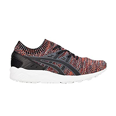 Gel Kayano Trainer Knit Mens in Carbon/Black by Asics