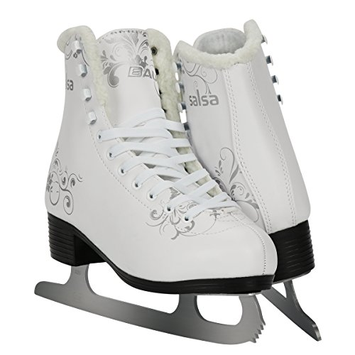 FL6 Leather Shoes Recreational Figure Ice Skates