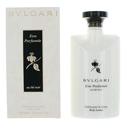Bvlgari Eau Parfumee au The Noir Body Lotion 6.8oz (200ml)