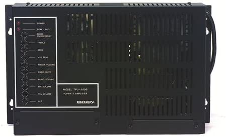 New-Bogen 35 Watt Amplifier – BG-TPU35B by Bogen