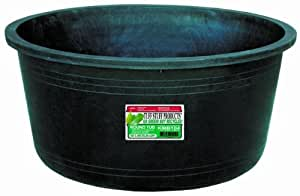 Tuff Stuff Products Circular Tub, 15-Gallon