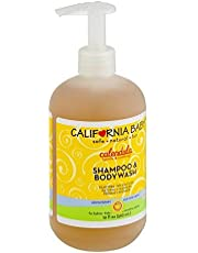 California Baby Calendula Shampoo & Body wash, 561ml