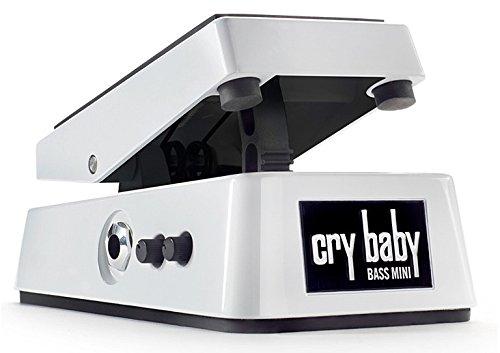 Dunlop Crybaby CBM105Q Bass Mini Wah Pedal w/Bonus Dunlop DTC1 Tuner 7-10137-08582-4
