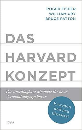 Das Harvard Konzept