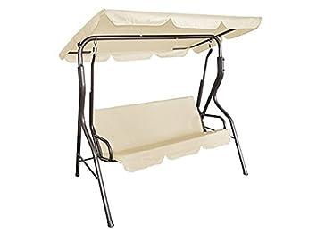 Sonnendach, 3 Sitzer Schaukel Sitze, Ideal Für Die Terrasse, Möbel Für Drei