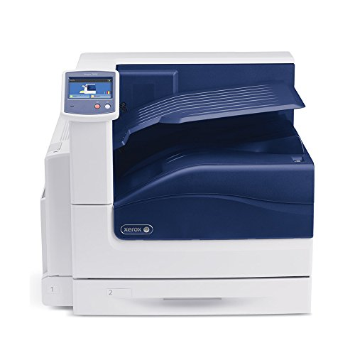 (Xerox Phaser 7800DN Tabloid-size Color LED Printer - 45 ppm, Up to 2400dpi, Auto Duplex, 620 Sheets, 4.3