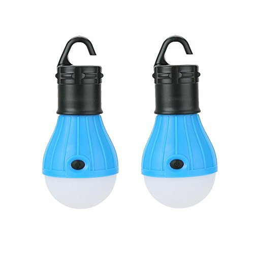 2-Pack-Portable-LED-Lantern-Tent-LightSweetNa-Bulb-for-Camping-Hiking-Fishing-Emergency-Light-Battery-Powered-Camping-Equipment-Lamp-for-Outdoor-Indoor