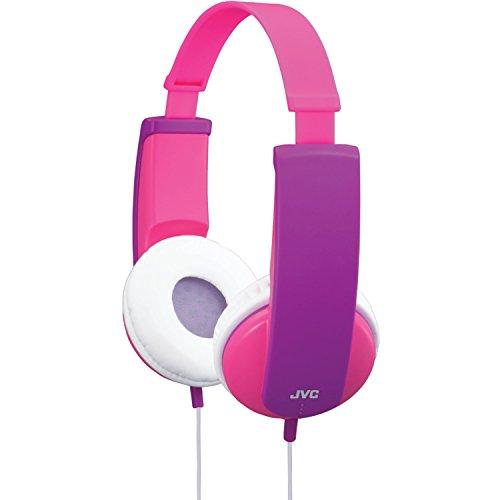 JVC HAKD6P Kidsphone Headphones (Pink)