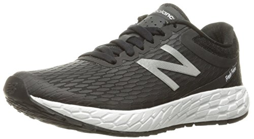 New Balance Women's Boracay V3 Running Shoe, Black/White, 7 B US