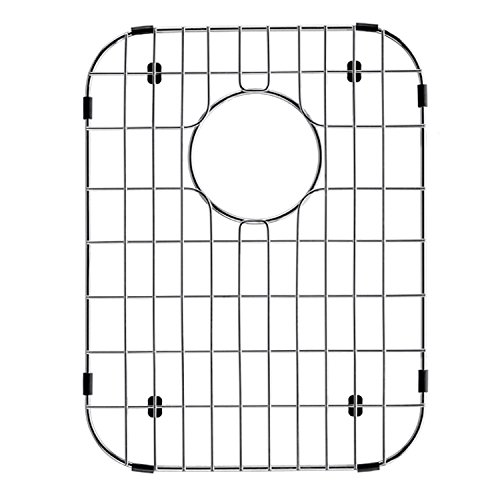 VIGO Stainless Steel Bottom Grid, 12-in. x - Bottom Stainless Grid Steel