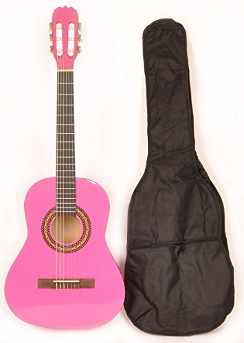 Price comparison product image Omega Class Kit 1 3 / 4 MPN Pink Acoustic Package with Carry Bag