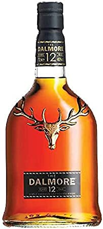 Whisky Dalmore 12 años 40 ° 70 cl - 70 cl