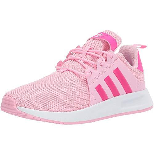 Rosa Niño Adidas X El Textil Zapatos Verdadero Entrenadores I plr Originals OPXq6P1a