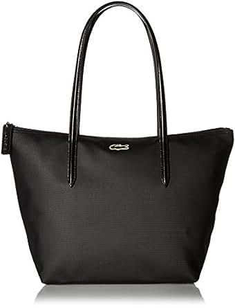 Lacoste L.12.12 Concept S Shopping Bag, 000 Black