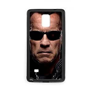 Samsung Galaxy Note 4 Cell Phone Case Black Terminator KQB Custom Fashion Phone Cases