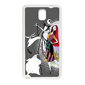 The Nightmare Before Christmas Cell Phone Case for Samsung Galaxy Note3