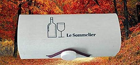 Set de Sacacorchos tradicional, rústico, portátil y duradero, además de un innovador abridor de botellas para aficionados del vino, Set de abridor de botellas