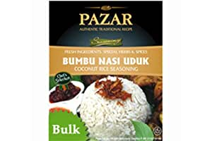 Bumbu Nasi Uduk (Coconut Rice Seasoning) - 4.23oz (Pack of 6)