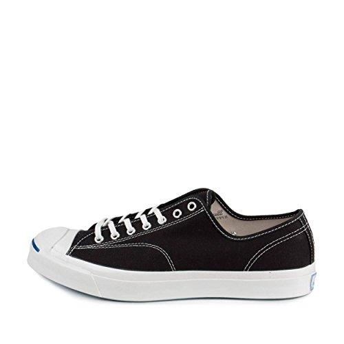 Converse Men's Jp Signature Ox Cotton Sneakers, Black, Size UK 11