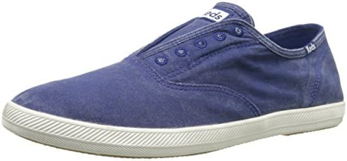 Chillax Washed Laceless Slip-On Sneaker