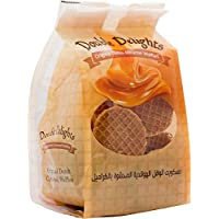 Double Delights Original Dutch Caramel Waffles , 200 gms