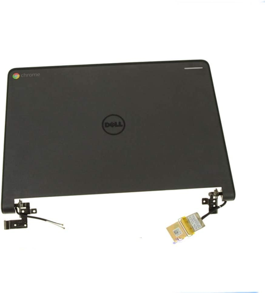 Compatible Replacement for Dell chromebook 11-3120 P22T LCD Rear Top Lid Back Cover 03CP5R