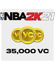 NBA 2K21: 35,000 VC - PS4 [Digital Code]
