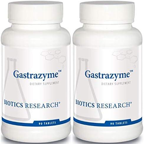 Gastrazyme Vitamin U Complex 90t – Biotics – 2 Bottles