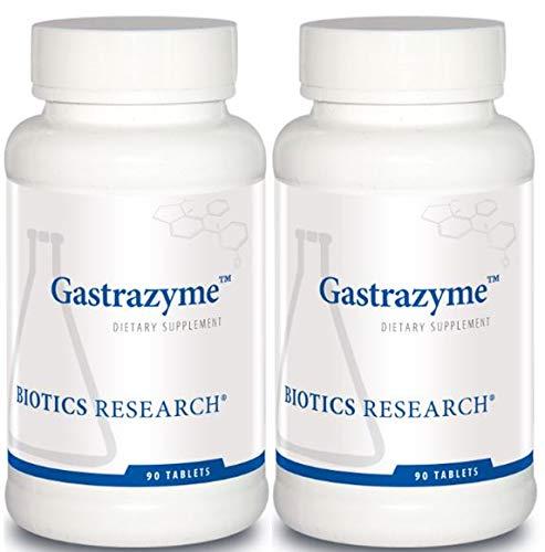 Gastrazyme (Vitamin U Complex) 90t - Biotics - 2 Bottles