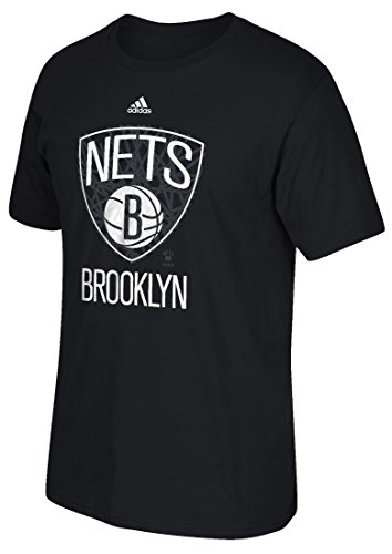 (adidas Brooklyn Nets NBA Cut The Net Premium Print S/S Men's T-Shirt)