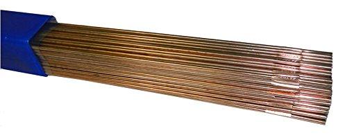 """WeldingCity 5-Lb ER70S-6 Mild Steel TIG Welding Rods 1/16""""x36"""""""