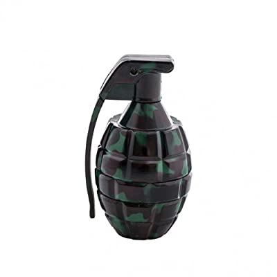 Sun Dragon 3 Piece Grenade Herb Grinder / Mill, Made With Stainless Steel by Sun Dragon