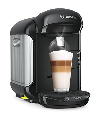 Bosch Tassimo Vivy 2 TAS1402GB Coffee Machine, 1300 Watt, 0.7 Litre - Black